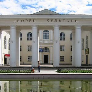 Дворцы и дома культуры Олонца