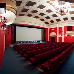 Кинотеатры Олонца