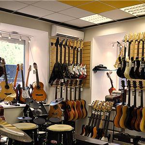 Музыкальные магазины Олонца