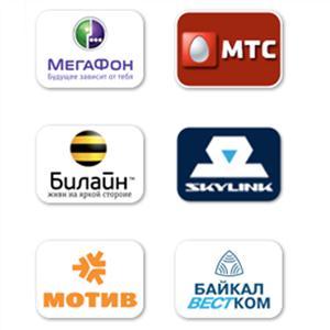Операторы сотовой связи Олонца
