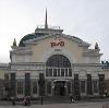 Железнодорожные вокзалы в Олонце