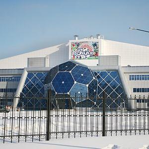 Спортивные комплексы Олонца