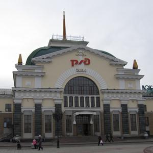 Железнодорожные вокзалы Олонца